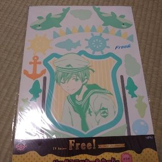 タイトー(TAITO)のTV Anime Free! ビッグステッカー 橘真琴(キャラクターグッズ)