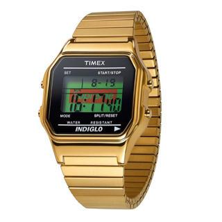 シュプリーム(Supreme)の19AW Supreme Timex Digital Watch Gold(腕時計(デジタル))