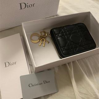 ディオール(Dior)の定価8万 Christian dior 財布 半折財布 コインケース ディオール(財布)