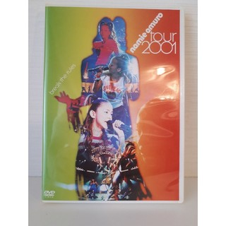 ★希少 限定盤 安室奈美恵 tour 2001 break the rules