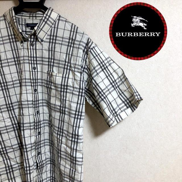 BURBERRY(バーバリー)の【美品】BURBERRYバーバリー★★ノバチェックシャツ★Lサイズ★ メンズのトップス(シャツ)の商品写真