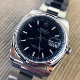 ロレックス(ROLEX)のロレックス純正 ギャラ付 デイトジャスト 116200(腕時計(アナログ))