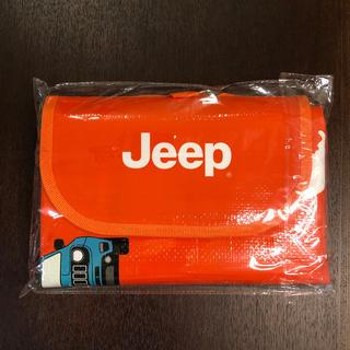 ジープ(Jeep)のジープ jeep ノベルティー レジャーシート(ノベルティグッズ)