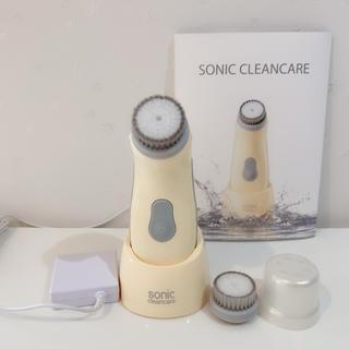 SONIC CLEANSER(フェイスケア/美顔器)