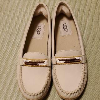 アグ(UGG)のUGG ローファー 22センチ(ローファー/革靴)