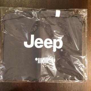 ジープ(Jeep)のジープ jeep ノベルティー サコッシュ(ノベルティグッズ)