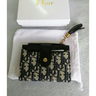 ディオール(Dior)の美品/christian dior) ディオールのミニ財布(財布)