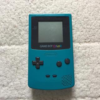 ゲームボーイ(ゲームボーイ)の特別価格 ゲームボーイ カラー 本体(携帯用ゲーム機本体)