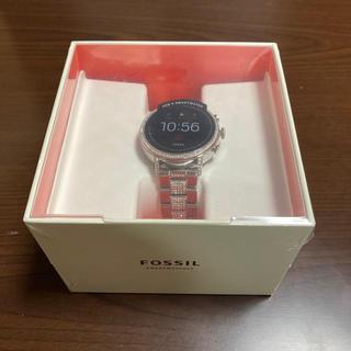 フォッシル(FOSSIL)の☆あり☆様専用フォッシル スマートウォッチ レディース FOSSIL 新品未開封(腕時計)