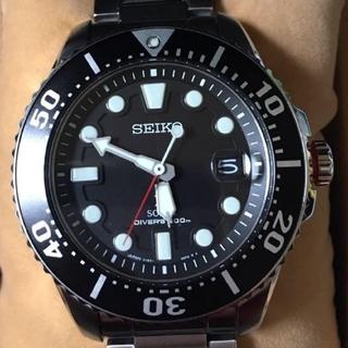 セイコー(SEIKO)のSEIKO プロスペックス ソーラーダイバー SBDJ017正規品(腕時計(アナログ))