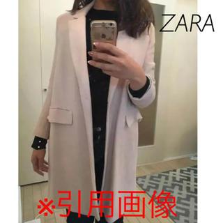 ザラ(ZARA)のZARA チェスターコート ジャケット(チェスターコート)