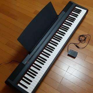 ヤマハ(ヤマハ)のヤマハ YAMAHA 電子ピアノ P-105(電子ピアノ)