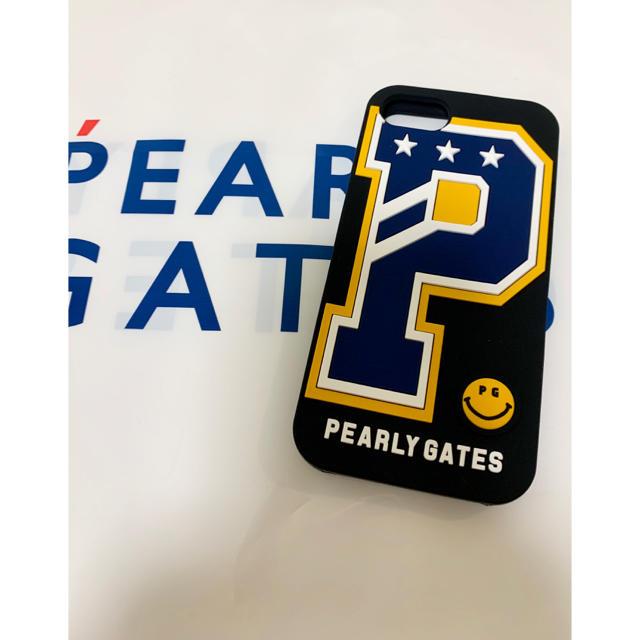 PEARLY GATES(パーリーゲイツ)のパーリーゲイツ 新品iPhoneケース iPhone6/7/8 スマホケース スマホ/家電/カメラのスマホアクセサリー(iPhoneケース)の商品写真