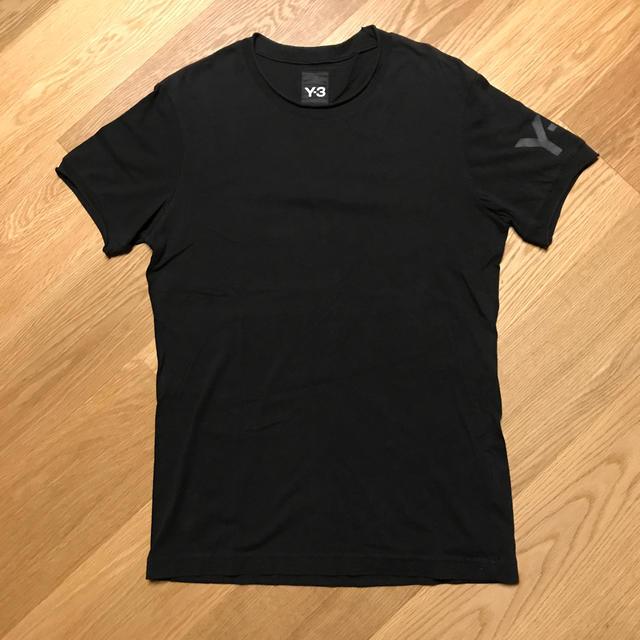 Y-3(ワイスリー)のY-3 Tシャツ  S メンズのトップス(Tシャツ/カットソー(半袖/袖なし))の商品写真