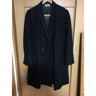 kolor 16AW REOPARD DOUBLE CHESTER COAT(チェスターコート)
