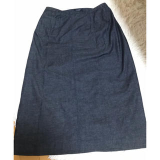 バーバリー(BURBERRY)のバーバリー ロング巻きスカート(ロングスカート)