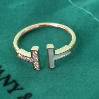 Tiffany & Co. - 美品ティファニーTiffany&Co リング 指輪 レディース
