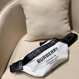 BURBERRY - ⚡️❣️✨⚡️☆Burberry ウエストバッグ☆✨⚡️ ◆♡