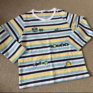 familiar - familiar ファミリア Tシャツ 長袖 90