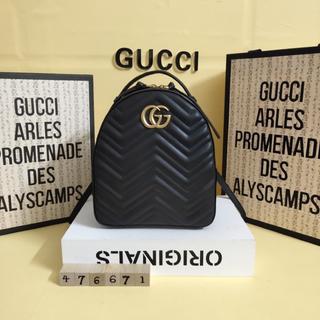 Gucci - GG Marmont リュック