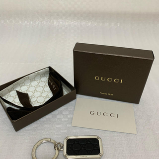 グッチ(Gucci)のGUCCI キーホルダー(キーホルダー)