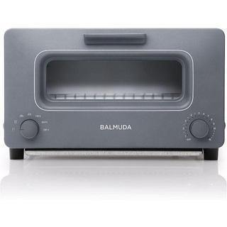 バルミューダ(BALMUDA)のバルミューダ スチームオーブントースター K01E-GW グレー(調理機器)