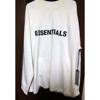 フィアオブゴッド(FEAR OF GOD)のfog essentials(Tシャツ/カットソー(七分/長袖))