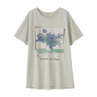 COCO DEAL - COCO DEAL ゴッホプリントTシャツ
