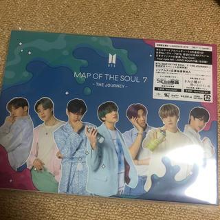 ボウダンショウネンダン(防弾少年団(BTS))のMAP OF THE SOUL:7 ~THE JOURNEY~(初回限定盤B)(ヒップホップ/ラップ)