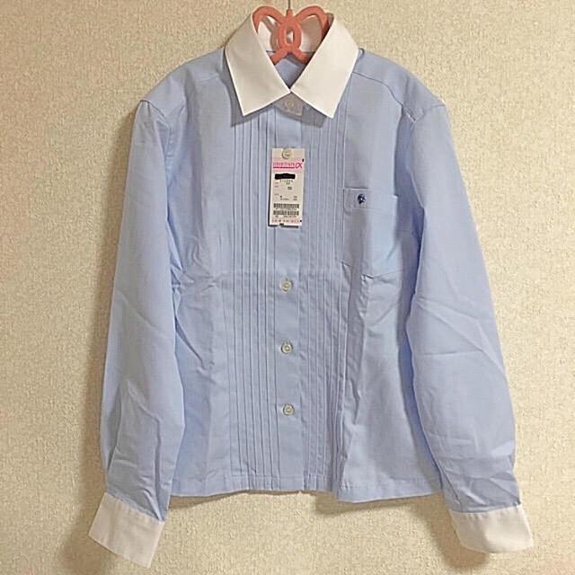 SS 新品 制服 ブラウス 1 レディースのトップス(シャツ/ブラウス(長袖/七分))の商品写真