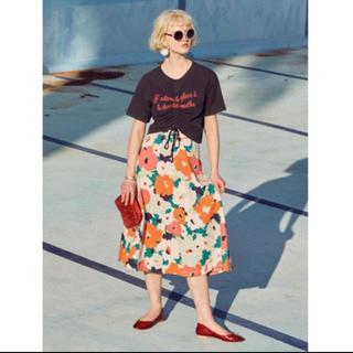リリーブラウン(Lily Brown)のTシャツ(Tシャツ/カットソー(半袖/袖なし))