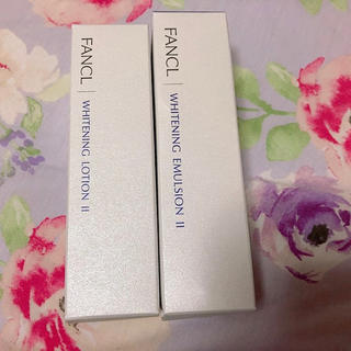 ファンケル(FANCL)のファンケル ホワイトニング 化粧液乳液(化粧水/ローション)