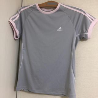 adidas - アディダス   プラシャツ  レディース  L