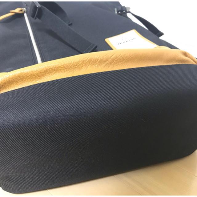 Bianchi(ビアンキ)のBianchi ビアンキ フラップバックパック NBTC-37 メンズのバッグ(バッグパック/リュック)の商品写真