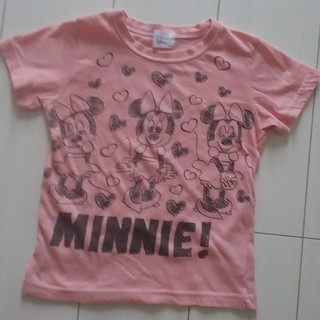 ディズニー(Disney)のミニーTシャツ120(その他)