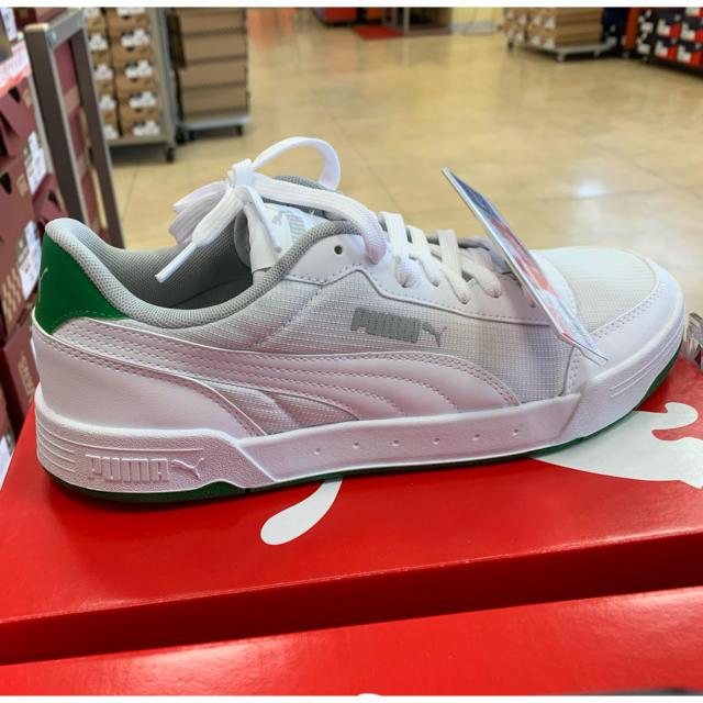 PUMA(プーマ)の新品 PUMA  25.5 メンズの靴/シューズ(スニーカー)の商品写真