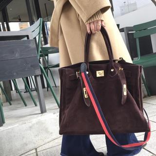 L'Appartement DEUXIEME CLASSE - タグ付き新品◇SITA PARANTICA Suede Tote Bag