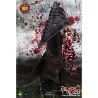 コナミ(KONAMI)の【最終セール】レッドピラミッドシング500体限定TriangleBlame(ゲームキャラクター)