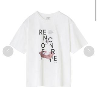 メゾンドリーファー(Maison de Reefur)のメゾンドリーファー ビジュアルフォトTシャツ(Tシャツ(半袖/袖なし))