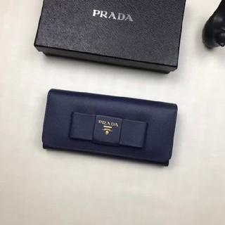 PRADA - プラダ PRADA 長財布 ファスナー付き 長財布 レディース
