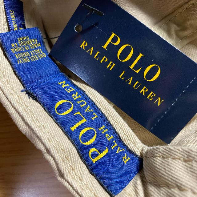 POLO RALPH LAUREN(ポロラルフローレン)のポロラルフローレン-キャップ メンズの帽子(キャップ)の商品写真