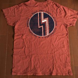 ライトニングボルト(Lightning Bolt)のライトニングBOLT バックプリントTシャツ(Tシャツ/カットソー(半袖/袖なし))