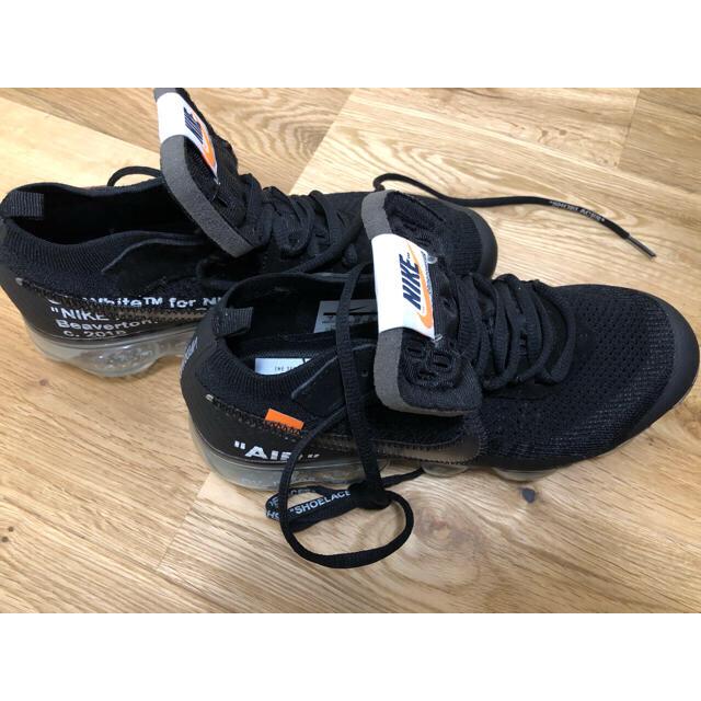 今だけ値下げ ヴェイパーマックス 25cm メンズの靴/シューズ(スニーカー)の商品写真