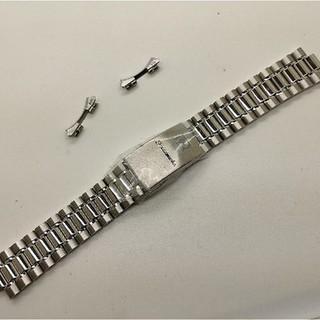 オメガ(OMEGA)のオメガ 純正スピードマスター用未使用ベルト 3510.50用の金属ブレス、バンド(金属ベルト)