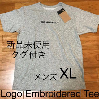 THE NORTH FACE - 【新品未使用】ノースフェース Logo Embroidered Teeメンズ