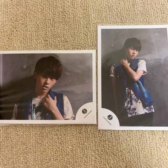 ジャニーズJr.(ジャニーズジュニア)の末澤誠也 公式写真 エンタメ/ホビーのタレントグッズ(アイドルグッズ)の商品写真