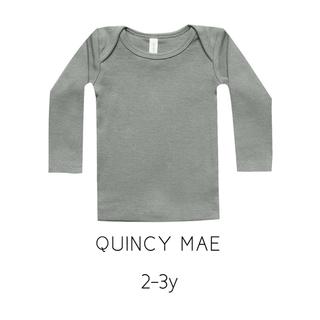QUINCYMAE クインシーメイ / Tee(シャツ/カットソー)