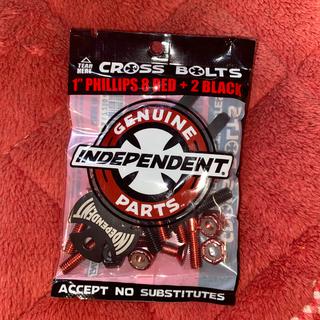 インディペンデント(INDEPENDENT)のINDEPENDENT スケボー カラービス ナット ツール NEW 送料込み(スケートボード)