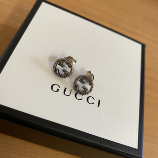 グッチ(Gucci)のGUCCI ピアス 片耳(ピアス(片耳用))