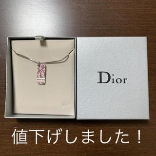 ディオール(Dior)のディオールネックレス(ネックレス)